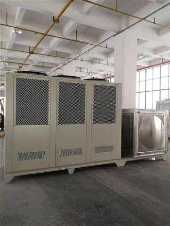 真空冷却专用冷水机组