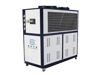 风冷箱式低温冷水机