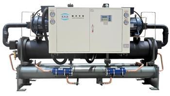 30-1000HP 水冷螺杆式冷水机