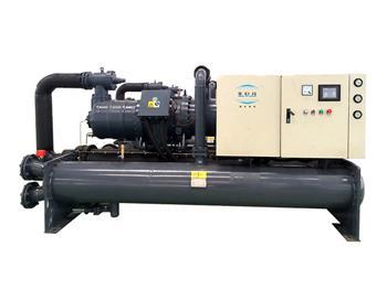 水冷螺杆式低温冷冻机
