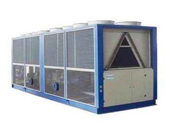 风冷式热泵冷水机组